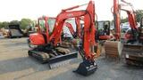 2004 Kubota Km121-3 Excavator