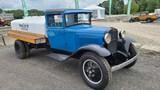 1929 Ford Model Aa Oil Truck - Ri Dealer  Bos Only
