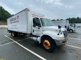 2008 International Durastar Box Truck