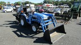New Holland TC210 Tractor