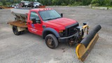 2008 Ford F450 Flatbed
