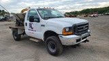 2000 Ford F350 Flatbed