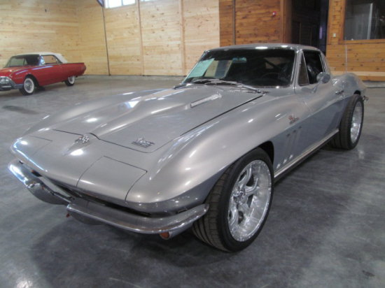 1966 CORVETTE COUPE STINGRAY
