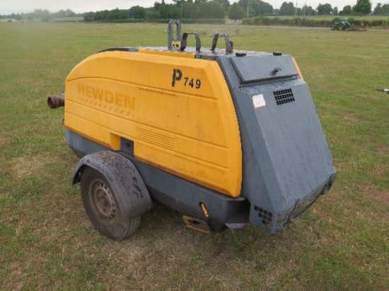 SPP 3' HHQ pack pump P749