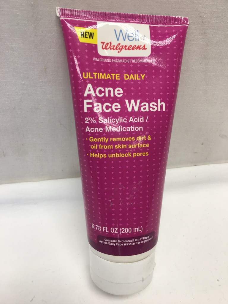 Well At Walgreens Ultimate Daily Acne Face Wash Industrial Machinery Equipment General Merchandise Auctions Online Proxibid