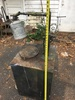 Old Metal Kerosene Pump and Container (Local Pick Up Only)