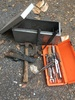 Tool Box with Misc Tools