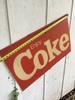 PlasticGlass Enjoy Coke Sign (Local Pick Up Only)