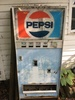 Old Pepsi Vending Machine (Local Pick Up Only)