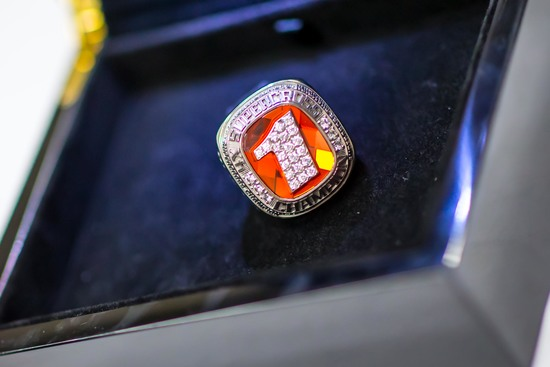 5 Ryan Dungey - Replica Ring and display case
