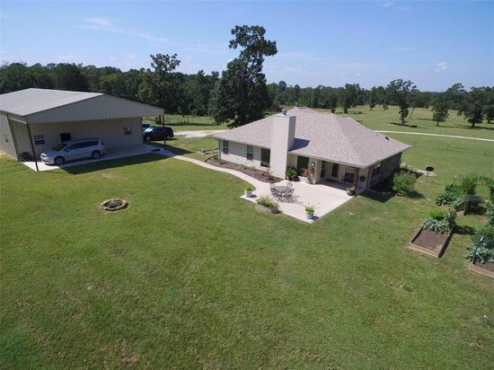 Tract 1: 19.8 acres with an 1835' Tilson Home and 40' x 60' Workshop