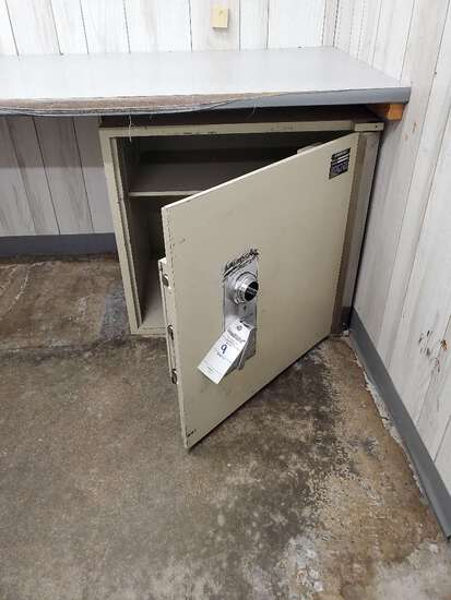 Allied Dairy, Model Number: 52626, Commercial Heavy Duty Safe