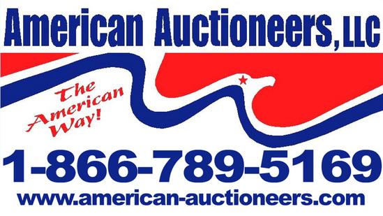 Gigantic Quarterly Equipment Auction