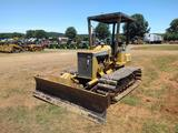KOMATSU D21P-5, S/N 55002, 8' 6WB, OROPS, PYRAMID PADS, CYLINDERS REPACKED, 2658 MTR HRS