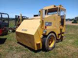 ELGIN WHITE WING T SWEEPER T20865, 6600 MTR HRS