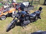 2009 HARLEY DAVIDSON 883H SPORTSTER IRON HEAD, VIN 1HD4LE2419K462413, VANCE TIRES, PIPES, LOWERED,
