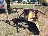 ECO MODEL SSECO FORESTRY MULCHER, S/N 0913R125074