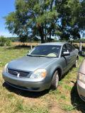 FORD 500, VIN 1FAFP23175G167000, 3.0L ENG, A/T, A/C, 142,380 ODO MILES