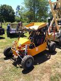 JOYNER 250 SAND PIPER, S/N L5BG1EC6571013021, CF MOTO ENG