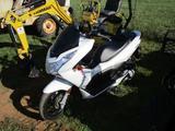 2011 HONDA PCX MOBED, VIN MLHJF2805B5001019