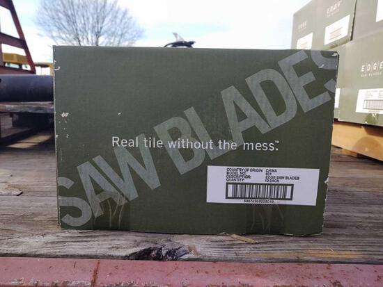 BOX 12 SAW BLADES
