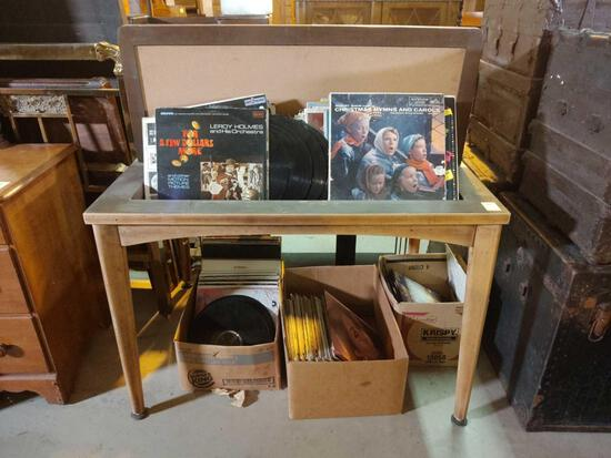 MID CENTURY STANDS & RECORDS