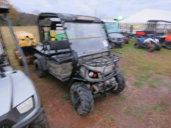 2014 BAD BOY BUGGY, S/N 8011445, GAS