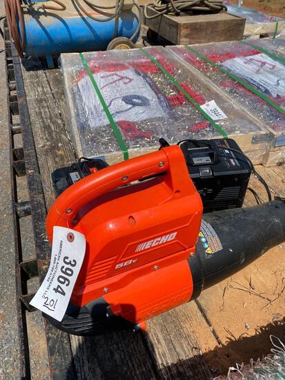 Echo 58V Battery Blower