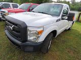 2013 Ford F-350 XL Pickup Truck, VIN # 1FDBF3A63DEB36784