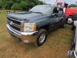 2009 Chevrolet Silverado 2500 Pickup Truck, VIN # 1GCHK53699F159183