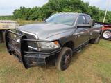 2010 Dodge Ram Pickup Pickup Truck, VIN # 3D73Y4CC7AG109741