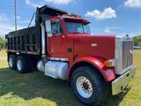 1988 Peterbilt 378 Truck, VIN # 1XPFDA9X5JN258036