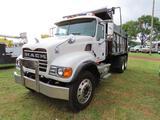 2006 Mack CV713 Granite Truck, VIN # 1M2AG11C06M037867