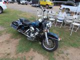 2006 Harley-Davidson FLHPI Motorcycle, VIN # 1HD1FHW1X6Y606268