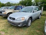 2007 Subaru Outback Multipurpose Vehicle (MPV), VIN # 4S4BP62C377306816