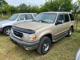 1999 Ford Explorer Multipurpose Vehicle (MPV), VIN # 1FMZU34X9XZB56303