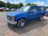 1997 Chevrolet C1500 Pickup Truck, VIN # 1GCEC14W1VZ146895
