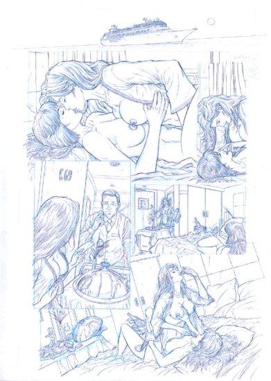 IAN CHURCHILL - 'REVENGE', #4 PAGE 25