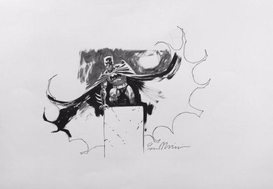Sean Phillips draws Batman