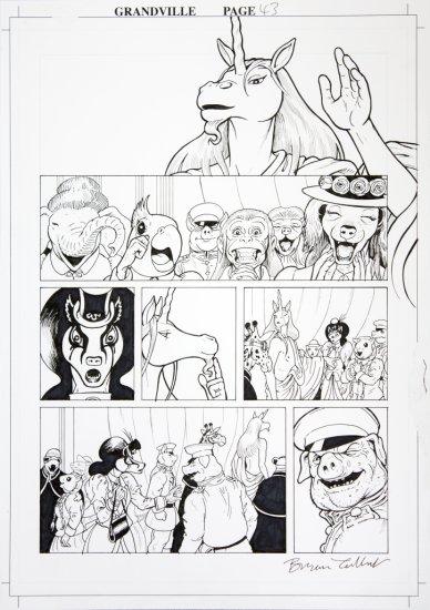 Grandville Noel page 43