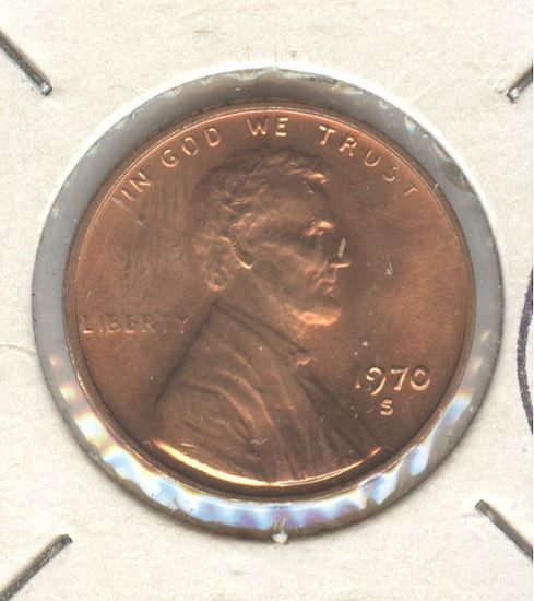 1970-S SMALL DATE CENT