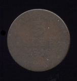 1846 ... Old German Coin