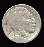 1924 ... Buffalo / Indian Head Nickel