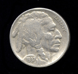 1937 ... Buffalo / Indian Head Nickel