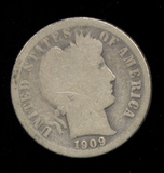 1909-O ... Barber Dime
