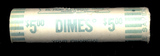 1981-D ... OBW ... Roll  Roosevelt Dimes