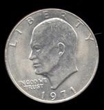 1971 ... Ike Dollar