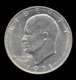 1971-D ... Ike Dollar