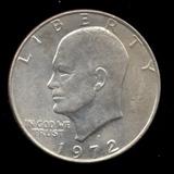 1972-D ... UNC ... Ike Dollar