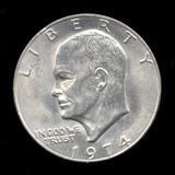 1974 ... UNC ... Ike Dollar